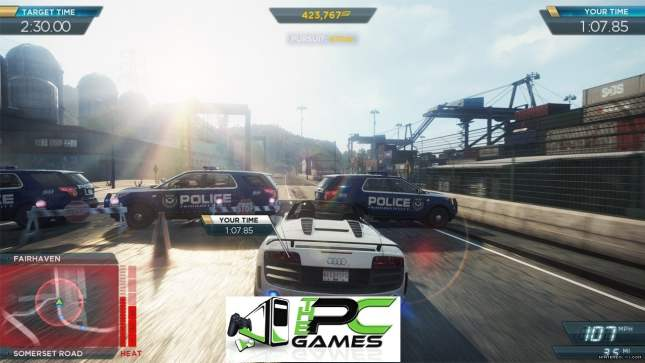 Need For Speed Most Wanted Full Game
