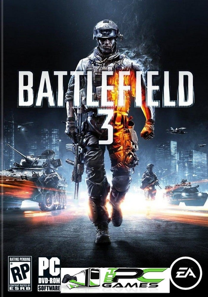 Battlefield 3 PC Game Full Version Free Download