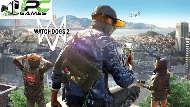 Watch Dogs 2 Pc Game