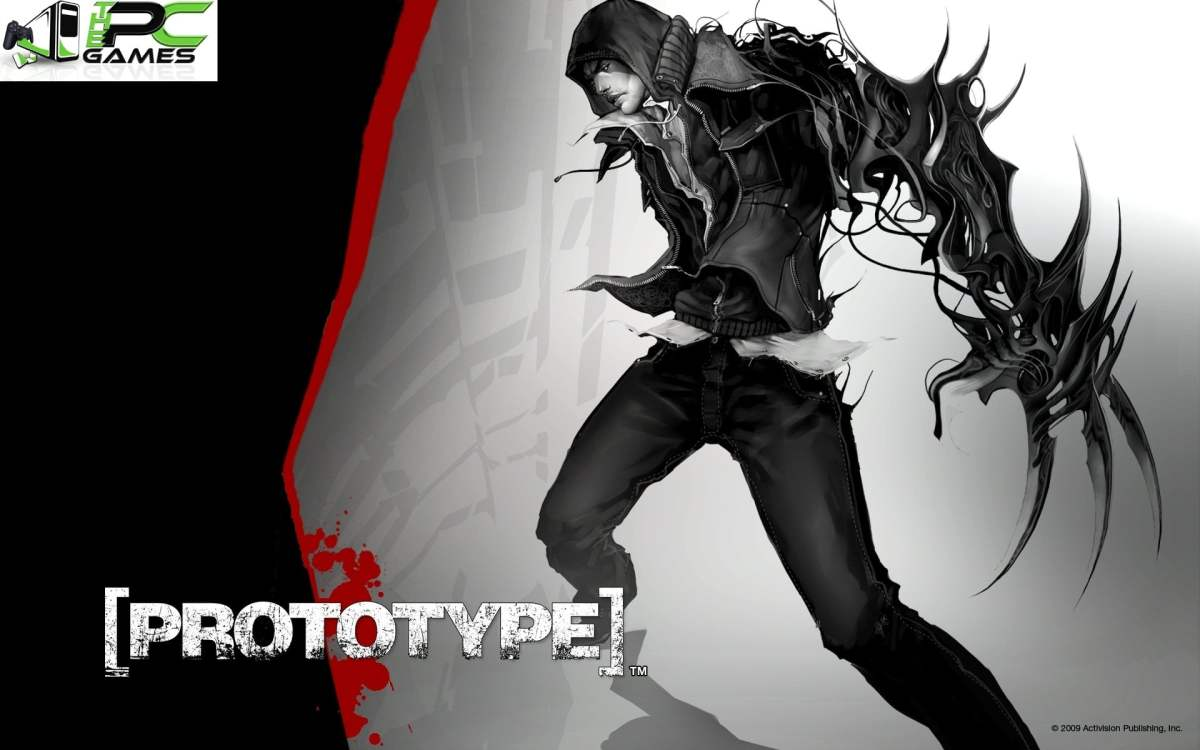 Prototype 1 PC Game Free Download Full Version Highly Compressed