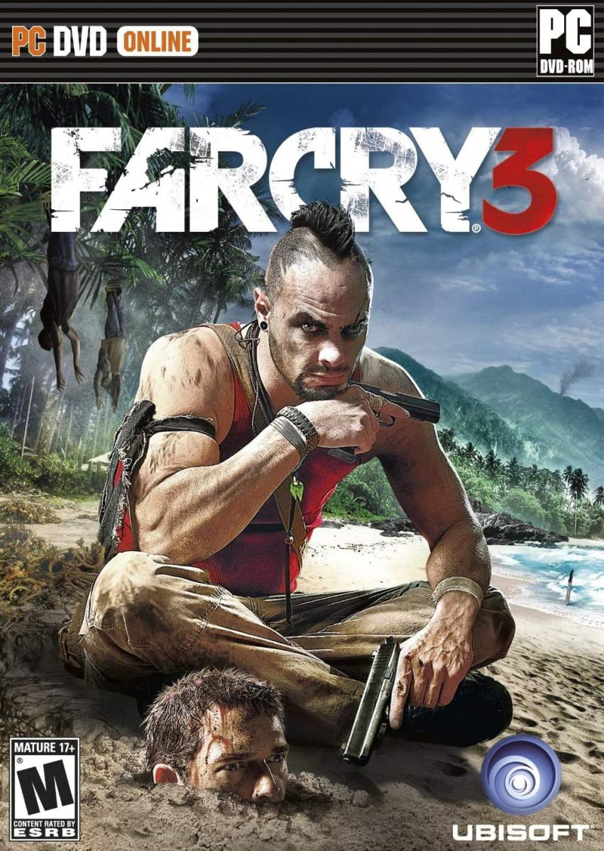 Far Cry 3 PC Game Free Download Full Version Highly Compressed