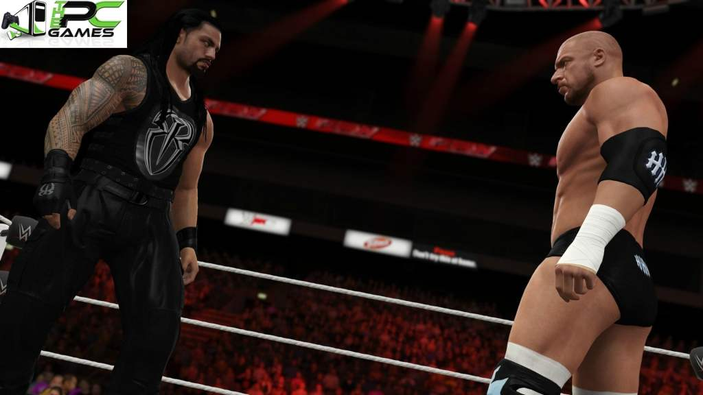 WWE 2K17 Pc Game Free Download Full Version Highly Compressed