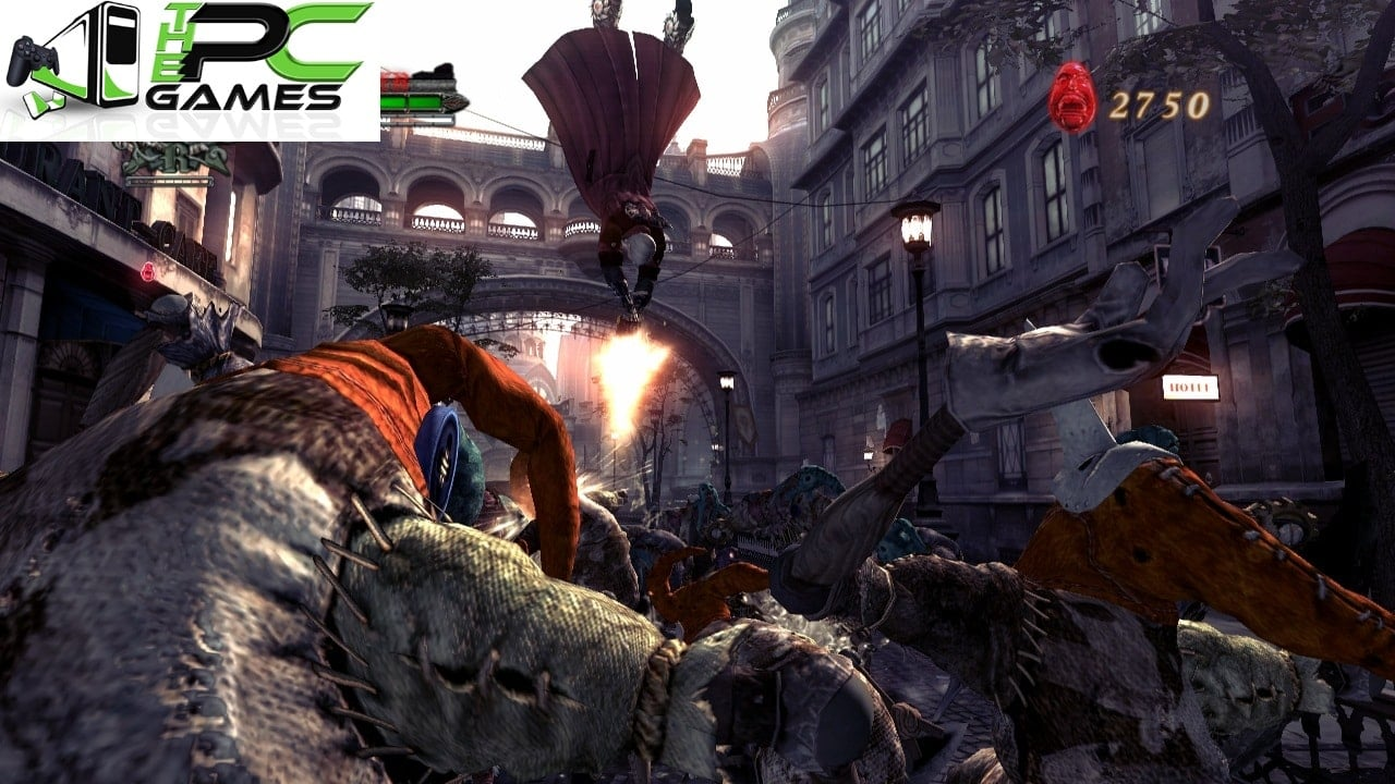 free devil may cry  game