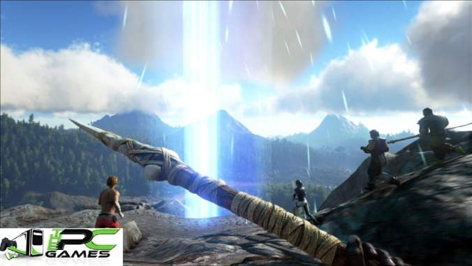 Ark Survival evolve PC Game