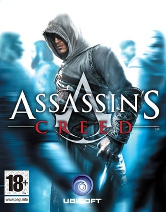 Assassin Creed 1 cover