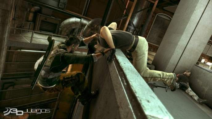 Tom Clancy's Splinter Cell Conviction PC Game