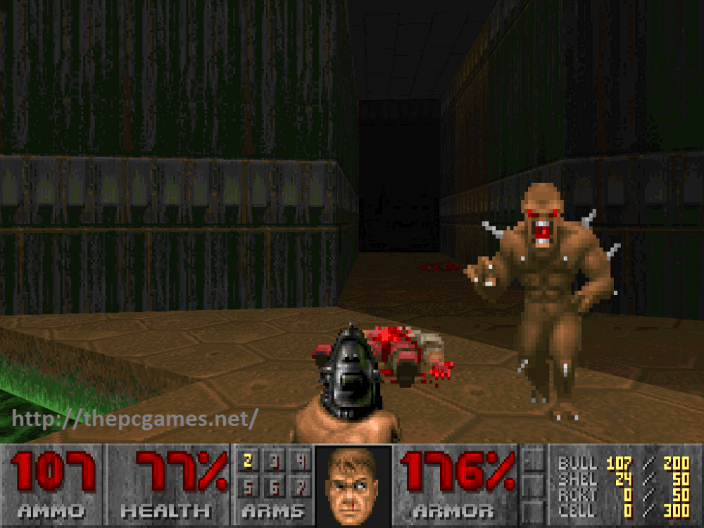 DOOM PC Game Full Version Free Download For PC