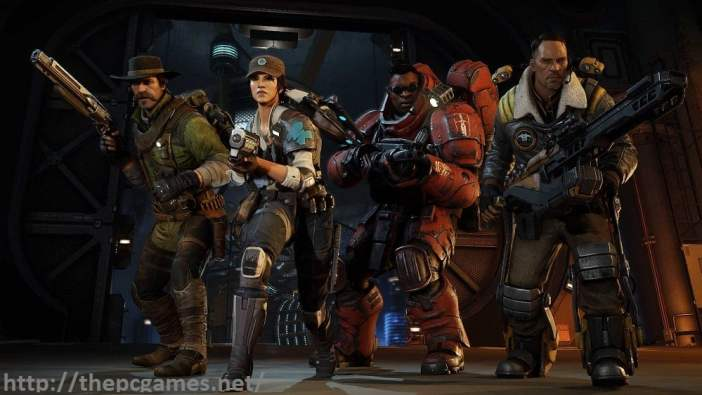 Evolve PC Game 2015 Full Version Free Download