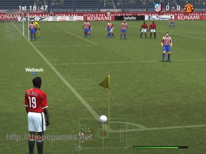 PRO EVOLUTION SOCCER 2006 PC Game Full Version Free Download