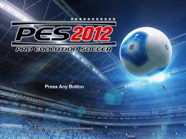 Pro Evolution Soccer 2012 PC Game