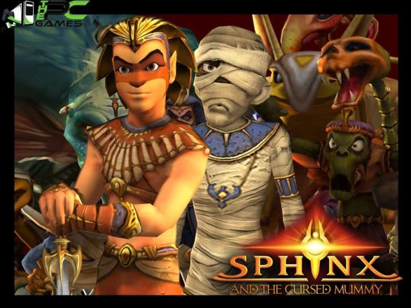 Sphinx And The Cursed Mummy Free Download