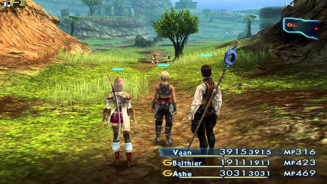 Final Fantasy XII The Zodiac Age PC Game Free Download