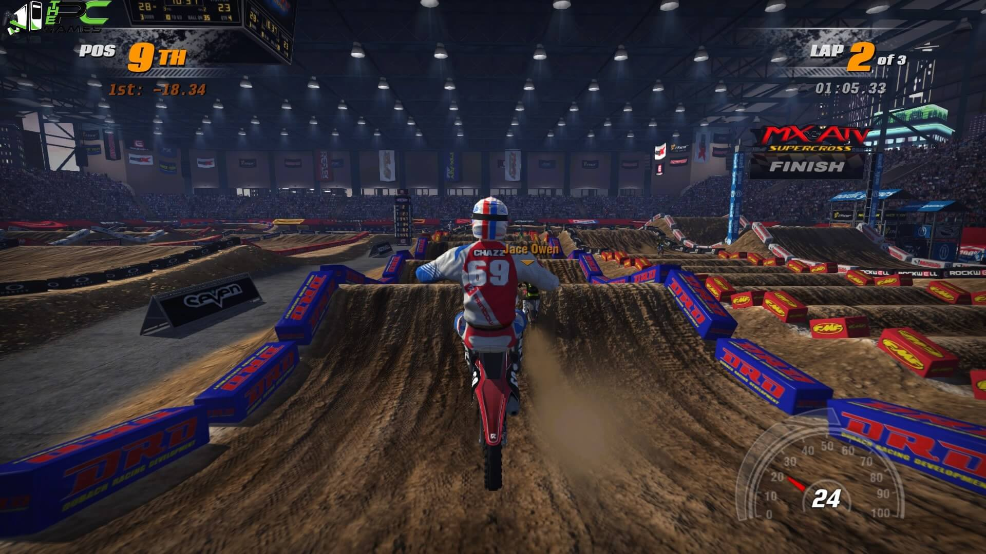 MX Vs ATV All Out Highly Compressed Multiplayer MULTi7