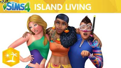 The Sims 4 Island Living PC Game Free Download