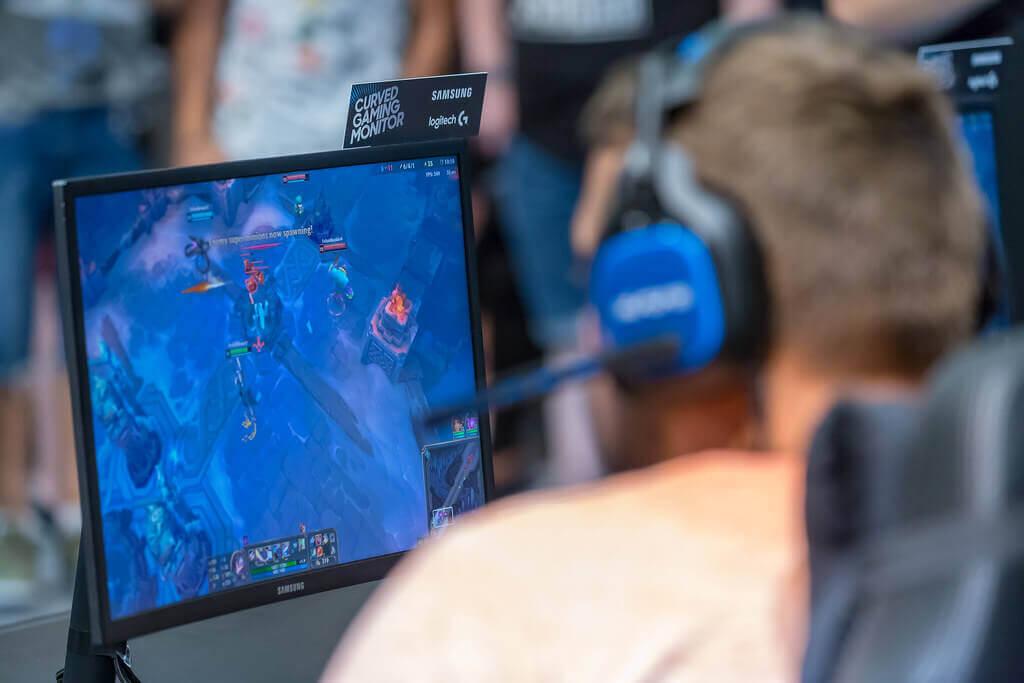 monitores gamer 2021