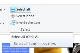 Select All