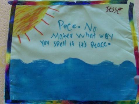 9-07 CP Pece is Peace