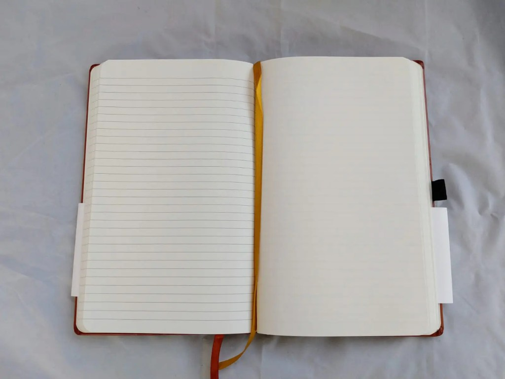 The Stone Classic Notebook is a beautiful gift for any foodie, chef or stationery fan. Its vegan leather cover is hardwearing and the layflat design makes both writing & reading your notes effortless!