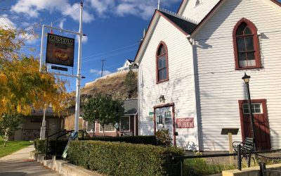 Finding a way to spend $600K: Museum grant money will go towards fixing its exterior