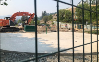 Now the splash pad is opening in 2022: District staff