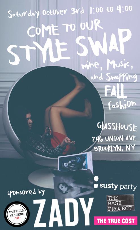 EWC Fall Style Swap