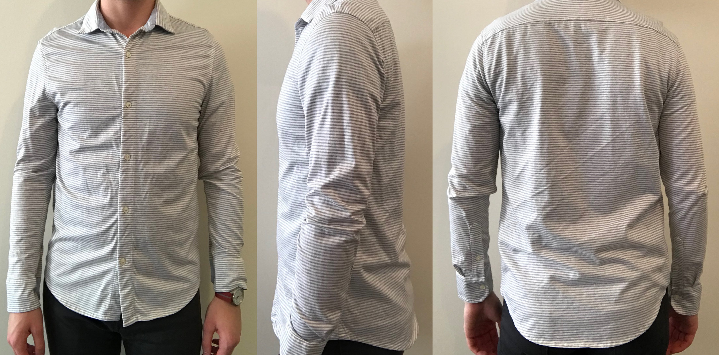 J Crew 'Untucked' Fit Shirts: A Comprehensive Review And