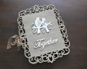 DIY Wedding Guestbook