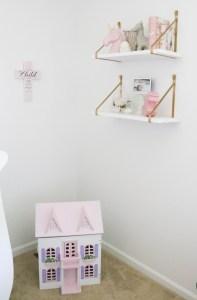 Baby Girl Nursery -