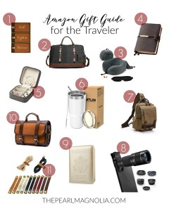 Amazon Gift Guide Traveler
