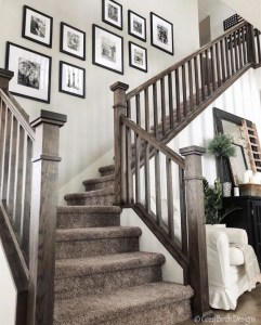 GreyBirchDesigns Instagram Stairway photo