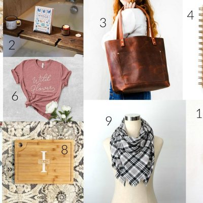 Etsy Gift Guide for Her
