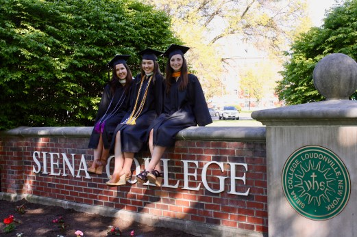 Siena College Graduation