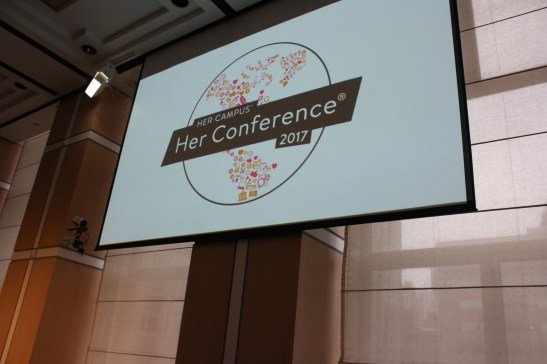 Her Campus: Her Conference