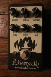 The Pedal File - Earthquaker Devices Afterneath
