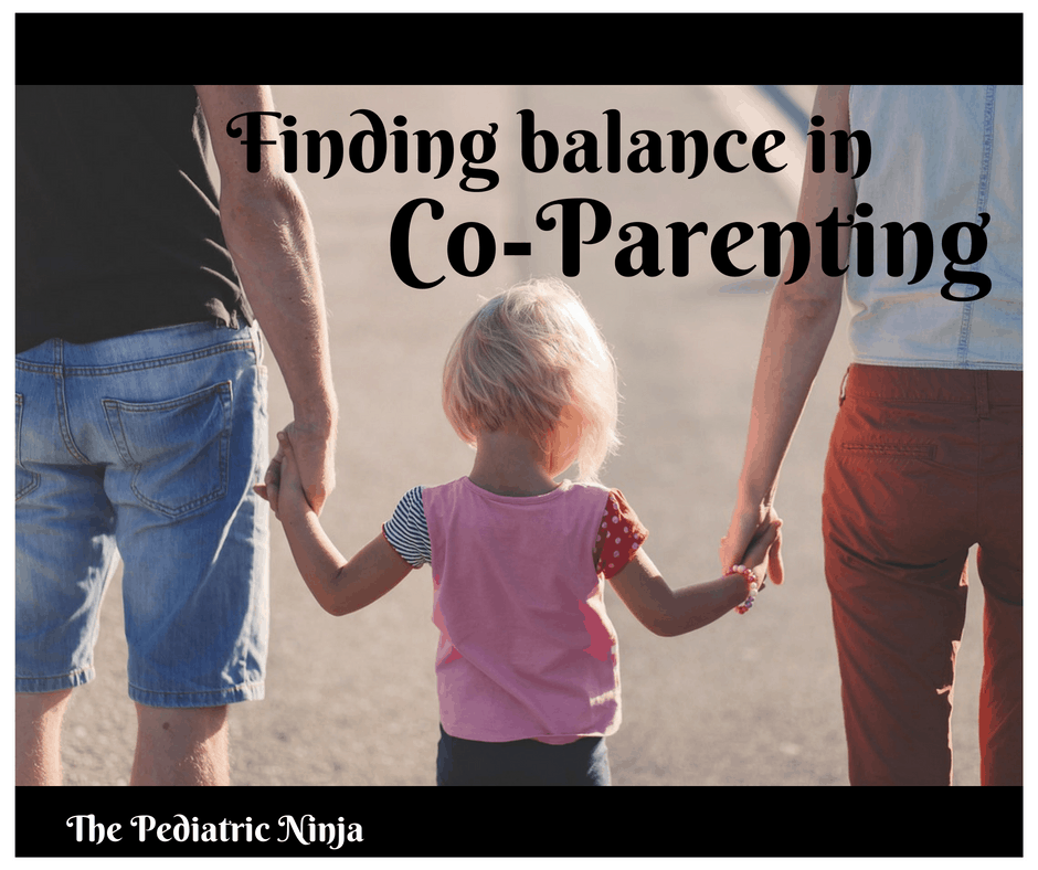 co-parenting your kids