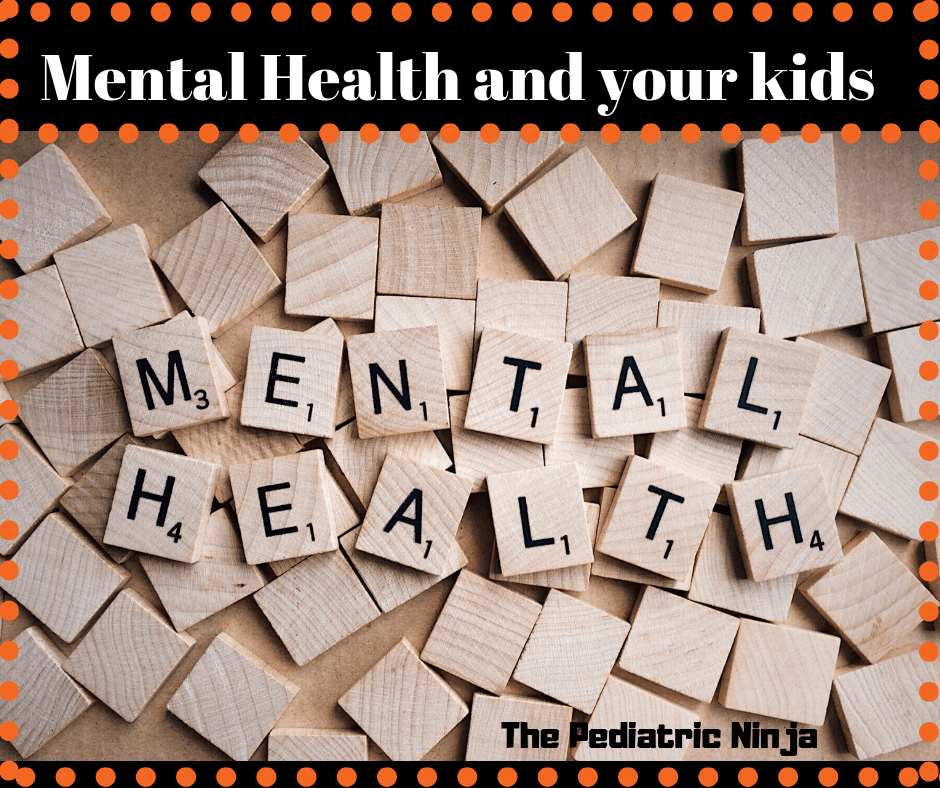 Mental Health in Your Kids