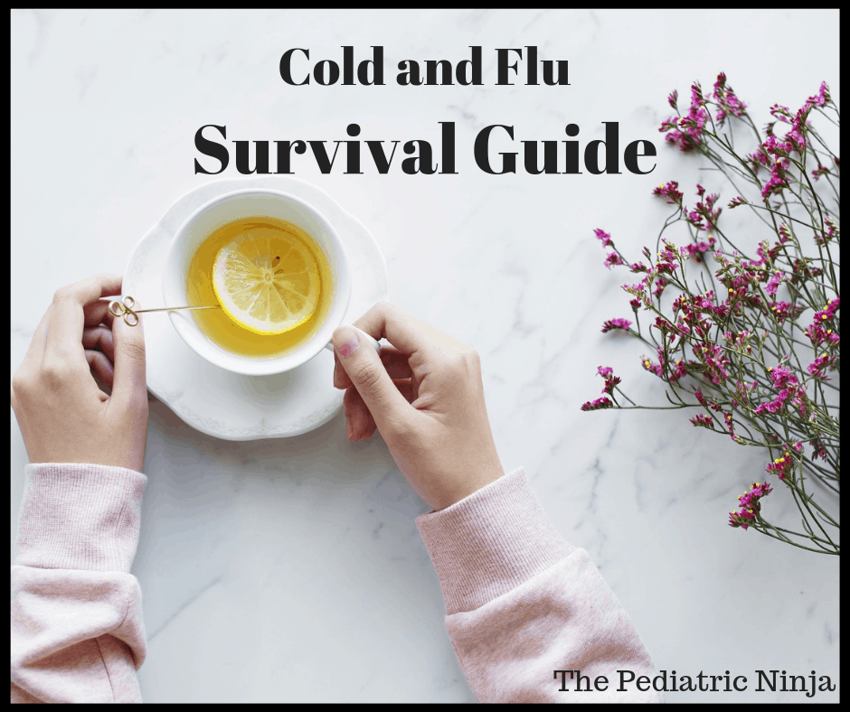 Cold and Flu Survival Guide