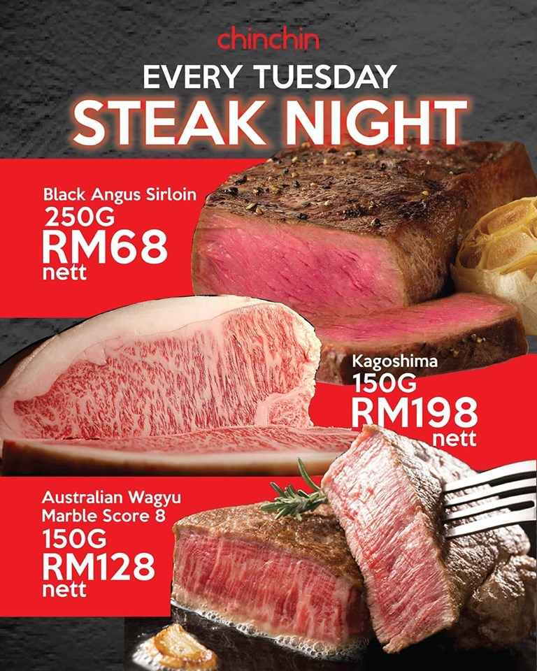 Best Places For Wagyu Beef Steak In Penang The Penangite