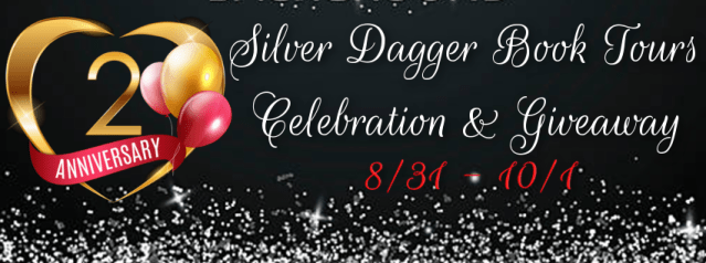 Silver Dagger 2 year Celebration & Giveaway