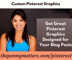 Pinterest Graphic Design Service Banner