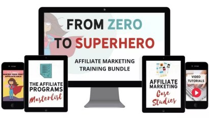 The She Approach Affiliate Marketing