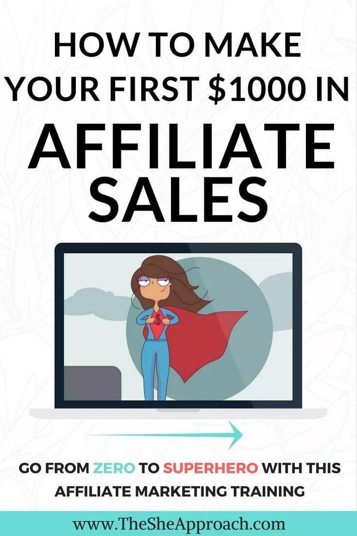 The She Approach Affiliate Marketing Course Bundle