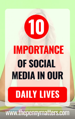 Importance of Social Media Today