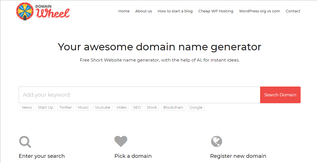 7 Best Blog Name Generators to Find Good Blog Name Ideas – Penny Matters