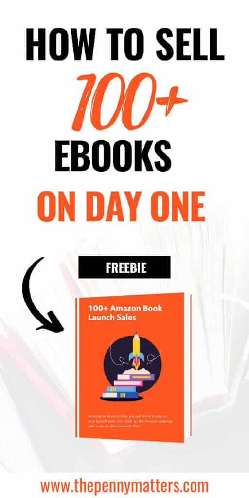 How to make 100+ sales on amazon on your book launch