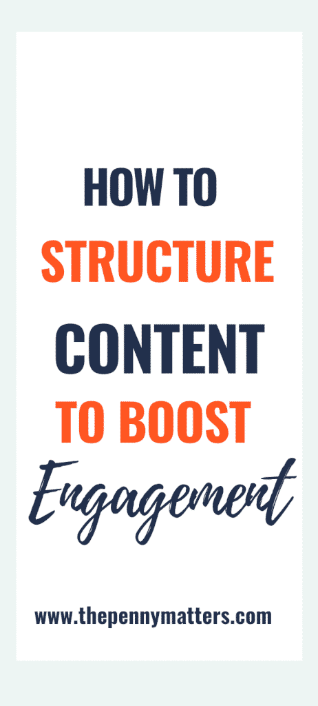 How to Structure a Blog Post to Boost Engagement