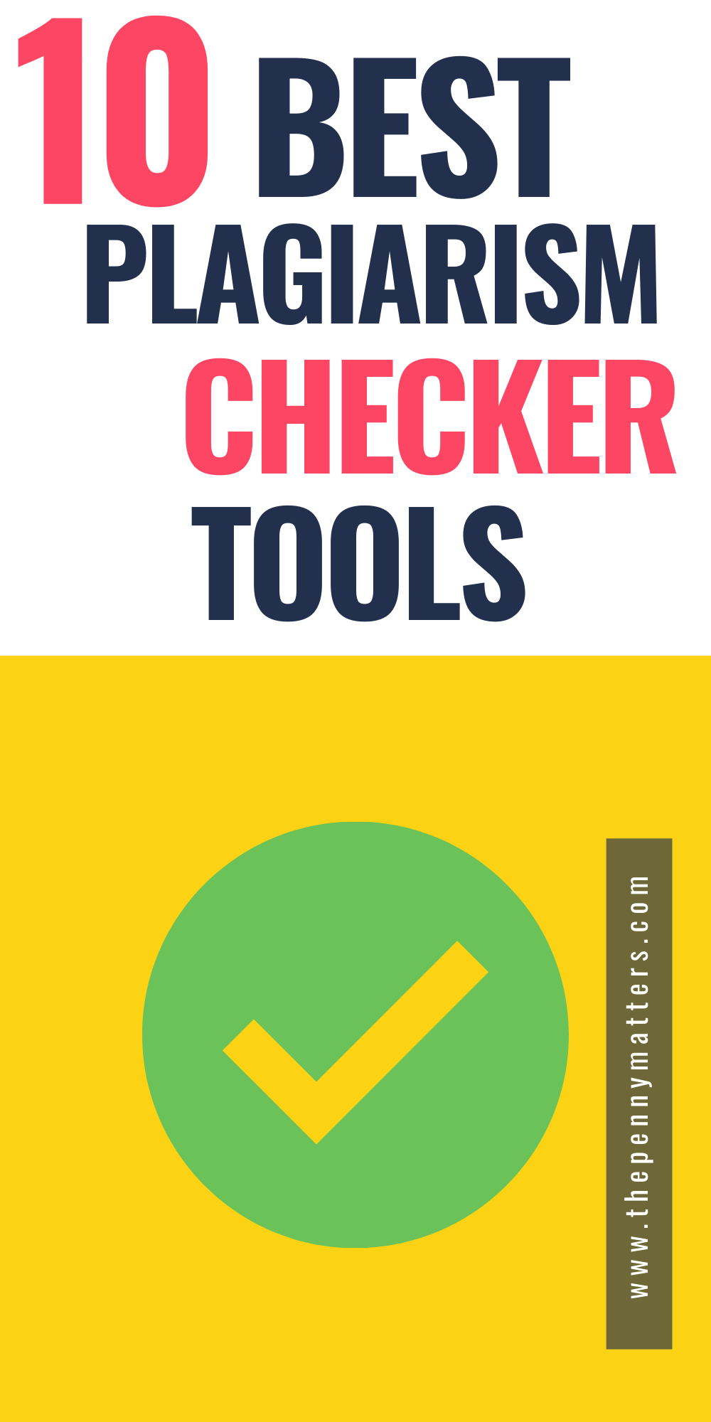 10 best online plagiarism checker tools to curb duplicate content