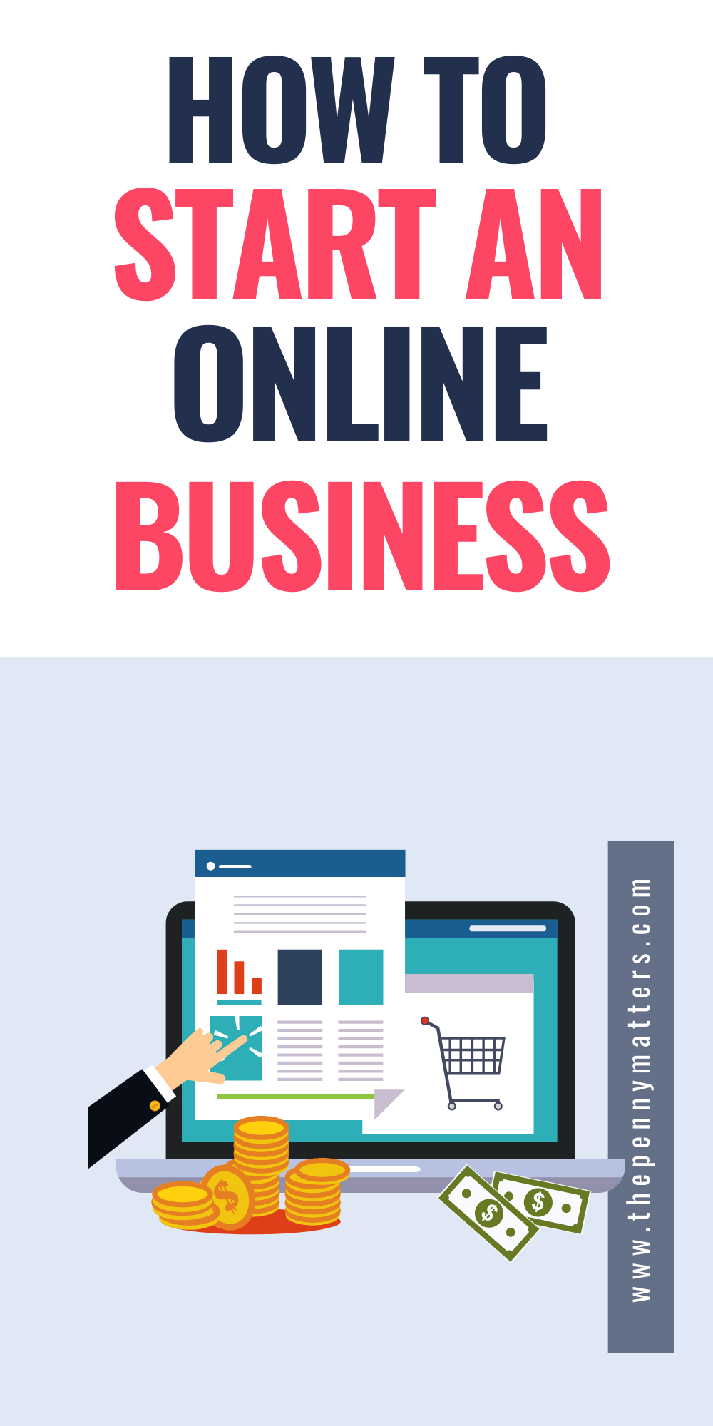 How to Start an Online Business from Home in 9 Steps