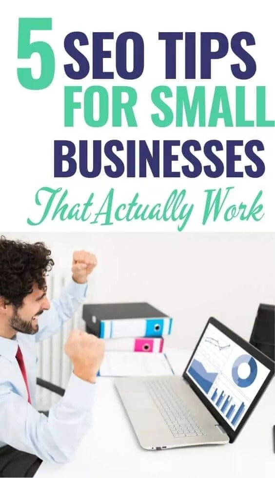 5 best seo tips for small businesses that actually work today