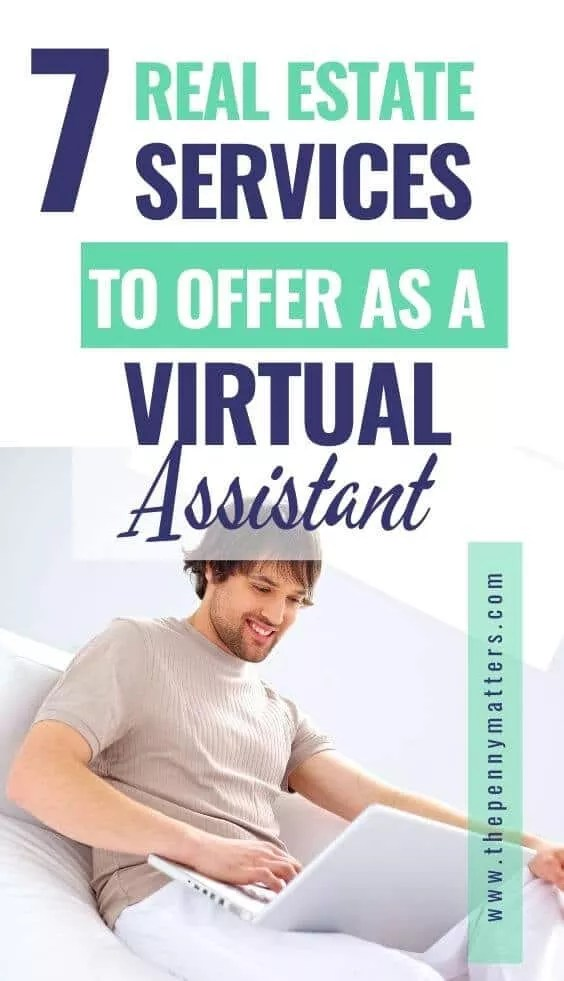 7 best real estate services to offer as a virtual assistant